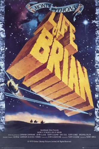 Monty-Python-Life-Of-Brian-24-x-36-Movie-Poster