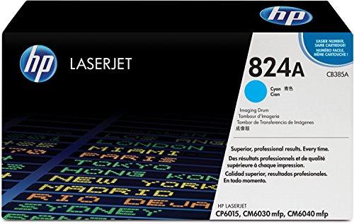 823a Laser Toner - HP 824A (CB385A) Cyan Original LaserJet Drum