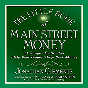 The Little Book of Main Street Money Audiobook