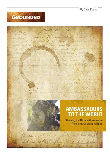 Read Online GROUNDED Resources–Ambassadors to the Word (Studying the Bible with someone from another world religion) pdf