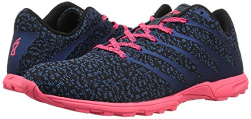 inov-8 Women's F-Lite 195 CL (W) Cross-Trainer-Shoes, Blue/Pink, 9.5 a US by inov-8 (Image #6)