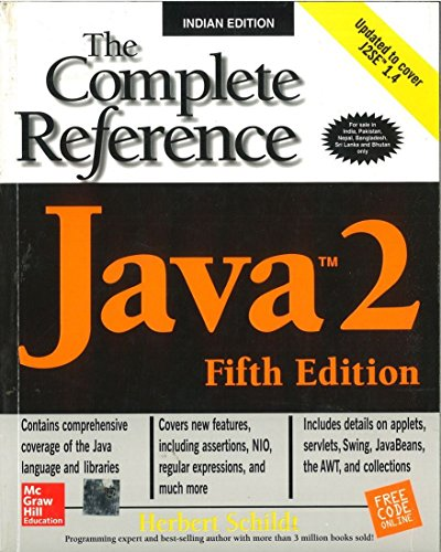 Java 2: The Complete Reference, Fifth Edition by McGraw-Hill Osborne Media