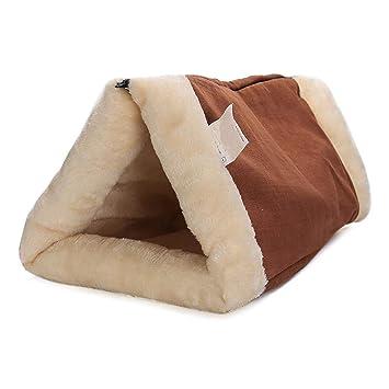 AbuChan Cama Plegable para Mascotas, caseta, Gato, Gato, pequeño, para Perros, Tienda de campaña para Interiores y Viajes: Amazon.es: Productos para ...