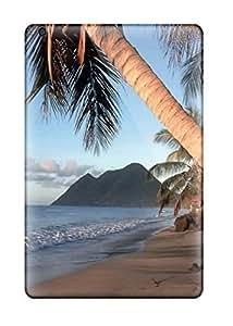 DavidMBernard BKIbROb293HAMDj Case For Ipad Mini/mini 2 With Nice Beach Desktop S Appearance