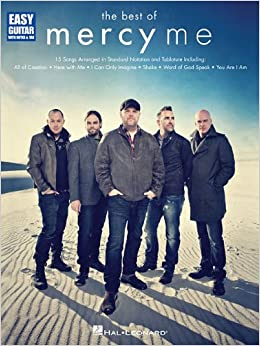 Book The Best of MercyMe - Easy Guitar with TAB