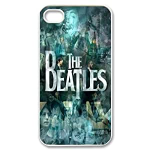 Best Phone case At MengHaiXin Store The Beatles Pattern 276 For Iphone 4 4S case cover