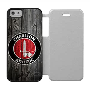 Generic Custom Phone Cases For Child Design With Charlton Athletic For Apple Iphone 5 5S Cover Choose Design 4
