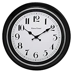 kieragrace Traditional wall-clocks, Black