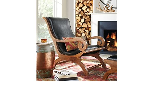 Remarkable Augusto Chair Brown Grandin Road Amazon Ca Home Kitchen Pdpeps Interior Chair Design Pdpepsorg