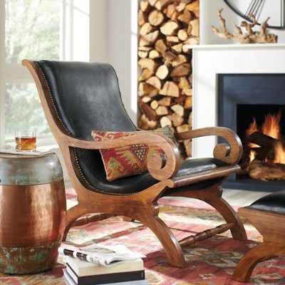 Miraculous Augusto Chair Brown Grandin Road Amazon Ca Home Kitchen Pdpeps Interior Chair Design Pdpepsorg