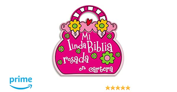 Mi linda Biblia rosada en cartera (Spanish Edition): Thomas Nelson: 9780529106582: Amazon.com: Books