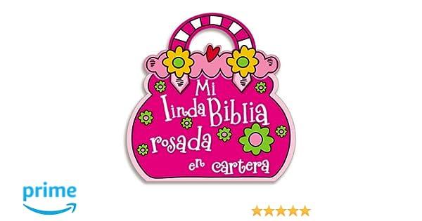 Mi linda Biblia rosada en cartera (Spanish Edition): Thomas Nelson: 9780529106582: Amazon.com: Books