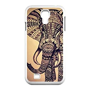 Elephant Design Personalized Durable Hard Plastic Case Cover LUQ266987 For SamSung Galaxy S4 I9500