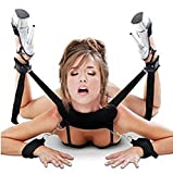 Sexual Wellness Best Deals - Anosing Fetish Bed Bondage Restraint kit- Attachable SM Hand & Ankle Cuffs With Soft Pillow For Female, Male and Couple