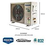 Panasonic 1 Ton 3 Star Inverter Split Air Conditioner (Copper, PM 2.5 Air Purification, 2021 Model, CS/CU-RU12XKY, White…