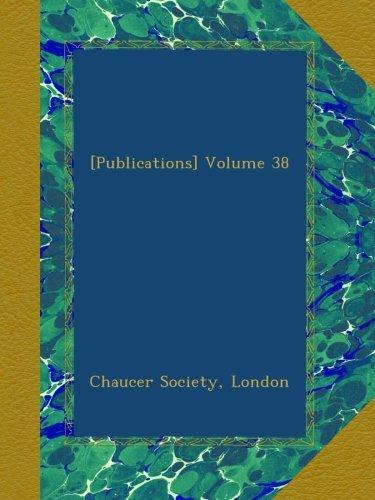 Download [Publications] Volume 38 pdf