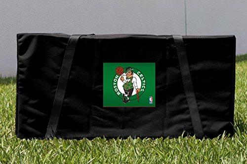 Victory Tailgate Boston Celtics NBA Cornhole Carrying Case by Victory Tailgate