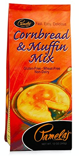 corn bread mix organic - 2