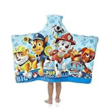 Paw Patrol Hooded Towel Wrap