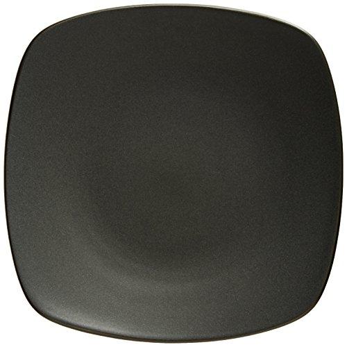Noritake Colorwave Graphite 8-1/4-Inch Quad Plate
