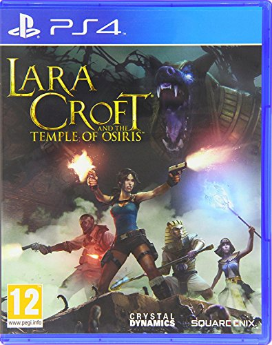 Square Enix Video Games: Lara Croft and Temple of Osiris for PS4 - 3