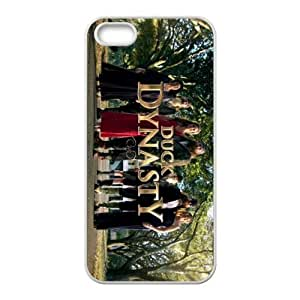 Custom Your Own Duck Dynasty Back Case for iphone 5,5S JN5S-2099