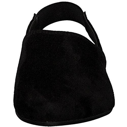 Tamaris Damen Sling-pompen Zwart Zwart