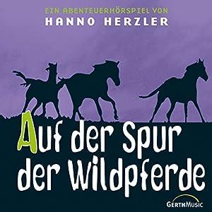 Auf der Spur der Wildpferde (Wildwest-Abenteuer 1) Hörspiel