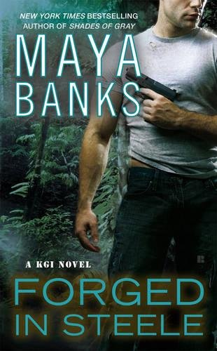 book cover of Forged in Steele