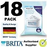 18 X Brita Maxtra Water Filters Refills Cartridges Pack Wf0400