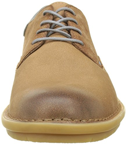 Vildiur Uomo Marron Stringate Scarpe Kickers Marron Naturel dqxZtnn