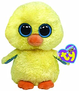 Ty beanie boos goldie the chick toys games - Toutou a gros yeux ...