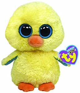 Ty 36033 - Ty Peluche - Beanie Boos - Chick Chick Goldi 15 cm