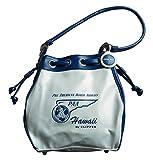 vintage flight bag - Pan Am Women Original Retro Vintage Cinch Bag