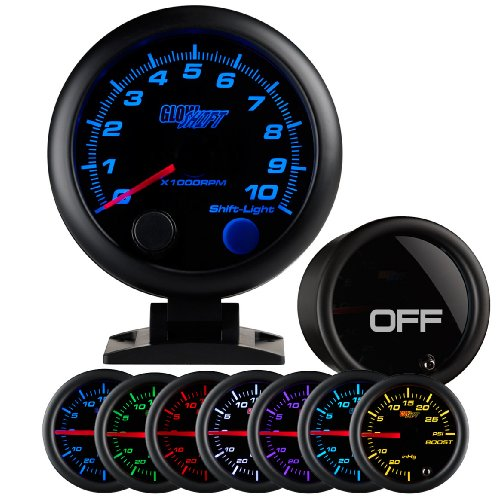 Shift Light Tachometer - 3