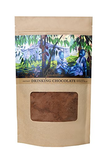 Vintage Plantations Bean to Bar Chocolate Drinking Chocolate Mix,9 Ounce