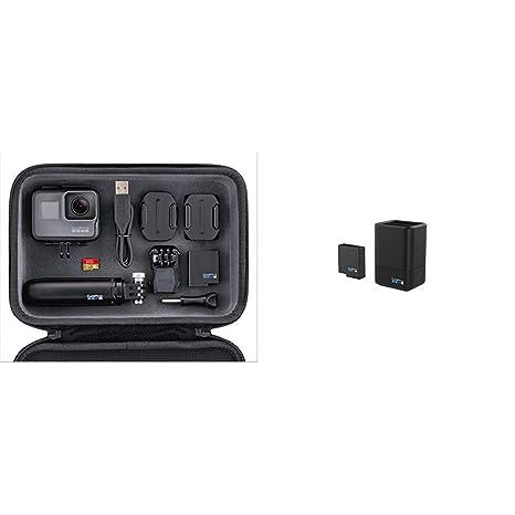 Pack GoPro Hero5 Black - Cámara Deportiva 12 MP + GoPro ...