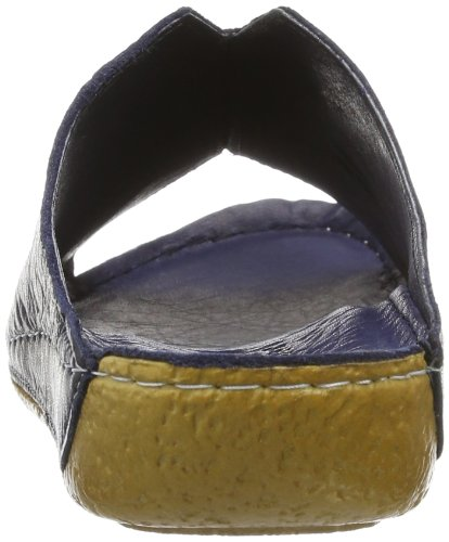 0027423 Mules Bleu Blau Andrea 017 Femme Conti dunkelblau p5x66q