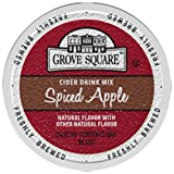 Grove Square Cider, Spiced Apple, 24 Single Serve Cups