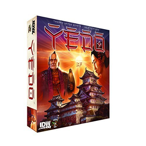 Yedo Board Game by IDW PUBLISHING