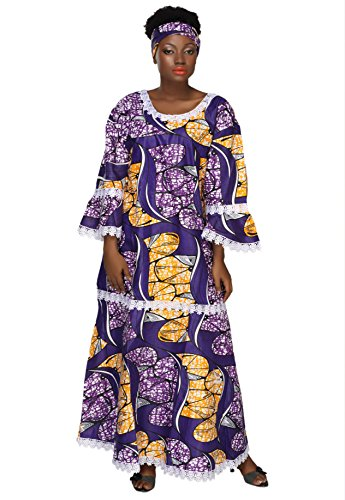 African Planet Womens Nigerian headwrap product image