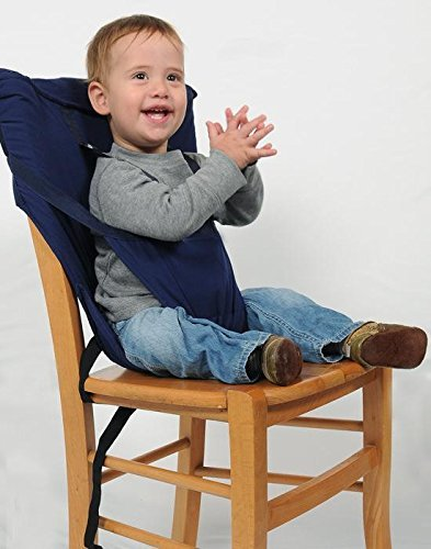 Portable Travel High Chair Booster Baby Seat Harness
