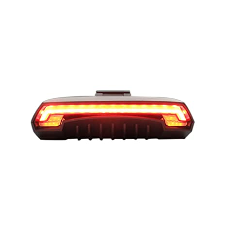 a6ae6221566 Image Unavailable. Image not available for. Color: Lixada Meilan X5 Bicycle  Rear Light Bike Remote Wireless Light Turn Signal ...