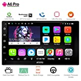 [New] ATOTO A6 Pro A6Y2721PR Double DIN Android Car Navigation Stereo - 2X Bluetooth with aptX - Quick Charge/Ultra Preamplifier - in Dash Entertainment Multimedia Radio,WiFi,Support 256G SD &More