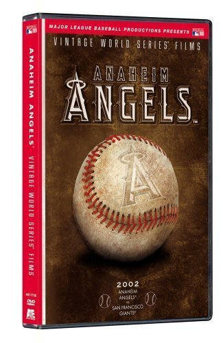 MLB Vintage World Series Films - Anaheim Angels 2002 by A&E Home Video