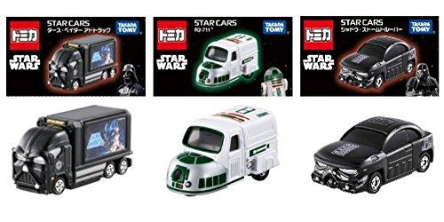 R2-711(ホワイト×シルバー) 「トミカ スター・ウォーズ スター・カーズ」 セブンイレブン限定