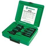 Greenlee 830Q Quick Change Bi-Metal Hole Saw Kit, 1/2 Through 2 Conduit Size by Greenlee