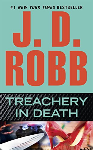 Treachery Death J D Robb product image