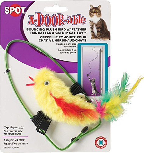Door Able Mouse Action Toy - 1