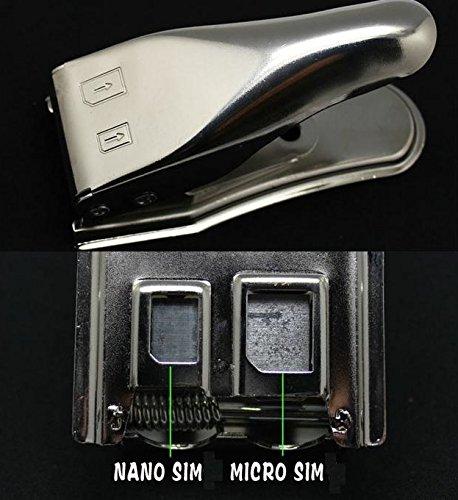 SATKIT Cortador Dual Tarjeta Sim a Microsim y Microsim a ...